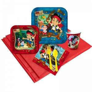 Birthday Express Jake and the Neverland Pirates Party Pack