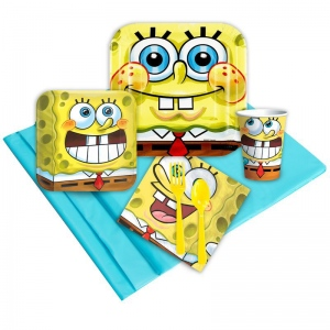 Birthday Express Spongebob Party Pack