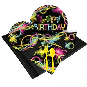 Birthday Express Glow Party Pack