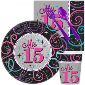 Birthday Express Mis Quince Anos Snack Pack