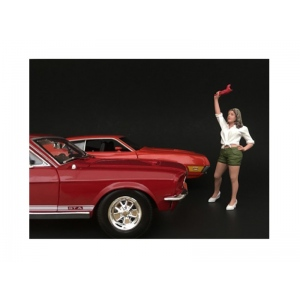 70's Style Figure II For 1:24 Scale Models by American Diorama