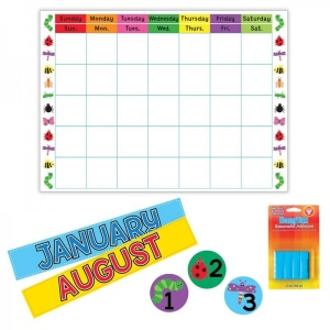 Hygloss Calendar Kit - Bugs