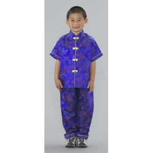 the factory chinese boy costume - Childrens Factory