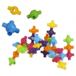 Edushape® Kiddy connects: 36 Pieces