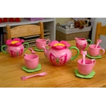 Bella Butterfly Pretend Play Tea Set: 3+ Years