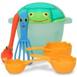 Seaside Sidekicks Sand Baking Set: 3+ Years
