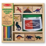 Dinosaur Stamp Set: 4+ Years