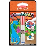 Dinosaurs Colorblast Book - On the Go Travel Activity: 3+ Years