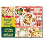 Make-A-Meal Sticker Pad: 3+ Years