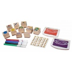 Classroom Stamp Set: 4+ Years