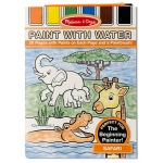Safari Paint with Water Kids' Art Pad: 3+ Years