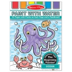 Ocean Paint with Water Kids' Art Pad: 3+ Years