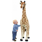 Giraffe Giant Stuffed Animal: 3+ Years