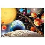 Solar System Floor Puzzle: 48 Pieces, 3+ Years