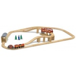 Swivel Bridge Train Set: 3+ Years