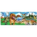Land of Dinosaurs Floor Puzzle: 48 Pieces, 3+ Years