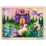 Fairy Fantasy Jigsaw Puzzle: 48 Pieces, 3+ Years