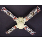 Ceiling Fan Designers Amazing 3 Spiderman Ceiling Fan: 42""