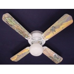 Ceiling Fan Designers Army Tanks Military Helicopter Ceiling Fan: 42""