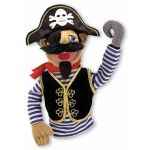 Pirate Puppet: 3+ Years