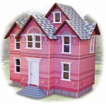 Victorian Dollhouse: 6+ Years