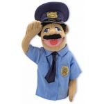 Police Officer Puppet: 3+ Years