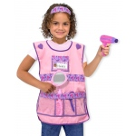 Hair Stylist Role Play Costume Set: 3 - 6 Years