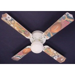 Ceiling Fan Designers Classic Sports Ceiling Fan: 42""