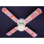 Ceiling Fan Designers Disney Little Mermaid Ariel Ceiling Fan: 42""