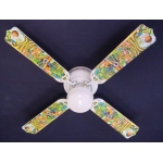 Ceiling Fan Designers Go Diego & Dora Ceiling Fan: 42""