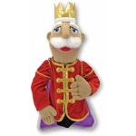 King Puppet: 3+ Years