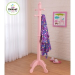 Kidkraft Clothes Pole- Pink: Teaches the importance of organization