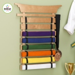 Kidkraft Martial Arts Belt Holder: Sturdy construction