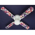 Ceiling Fan Designers Billiards Pool Balls Ceiling Fan: 42""