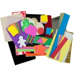 Hygloss Paper Remnant Activity Kit