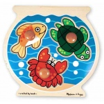 Fish Bowl Jumbo Knob: 3 Pieces, 1+ Year(s)