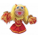 Cheerleader Puppet: 3+ Years