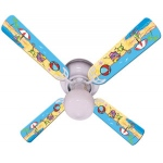 Ceiling Fan Designers Fun in the Sun Ceiling Fan: 42""