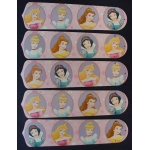 Ceiling Fan Designers Disney Princess Princesses Ceiling Fan Blades: Oval, 52""