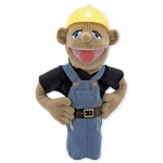 Construction Worker Puppet: 3+ Years