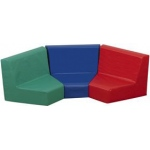 The Children's Factory Modular Seating: 3 Piece