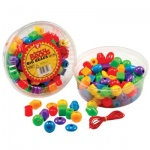 Hygloss Big Beads: 16 Ounces, Approximately 100 Beads
