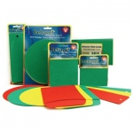 "Hygloss Behavior Cards & Pockets: 75 Behavior Cards, 5"" Circle Cards"