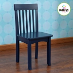 Kidkraft Avalon Chair - Blueberry: Children love sitting and relaxing in our Avalon Chairs