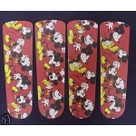 Ceiling Fan Designers Disney Micky Mouse Ceiling Fan Blades: 42""