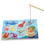 Fishing Magnetic Puzzle Game: 3+ Years