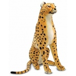 Cheetah Giant Stuffed Animal: 3+ Years