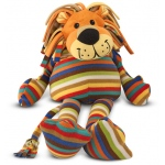 Beeposh Elvis Lion Stuffed Animal: 3+ Years