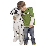 Dalmatian Giant Stuffed Animal: 3+ Years
