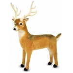 Deer Giant Stuffed Animal: 3+ Years
